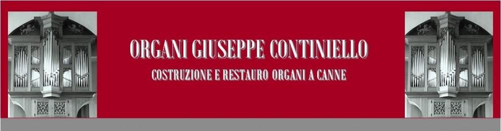 """""""Antica Bottega Organara"""" Continiello Giuseppe"""